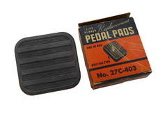 Clutch pedal pad %281%29